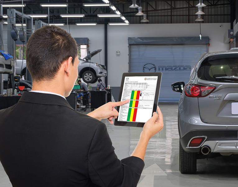 Mazda Prmium Service