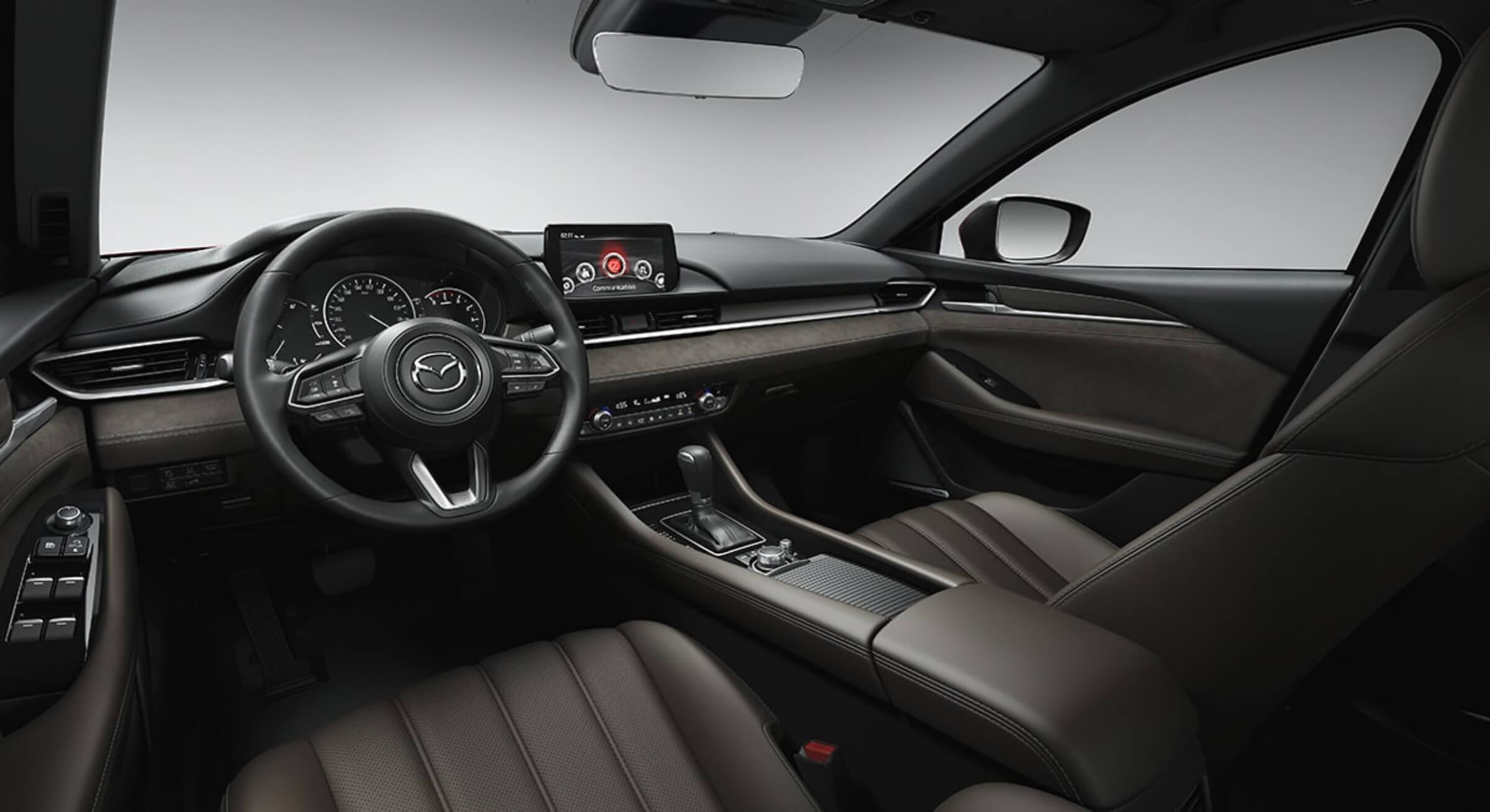 Mazda 6 Interior Foto 4