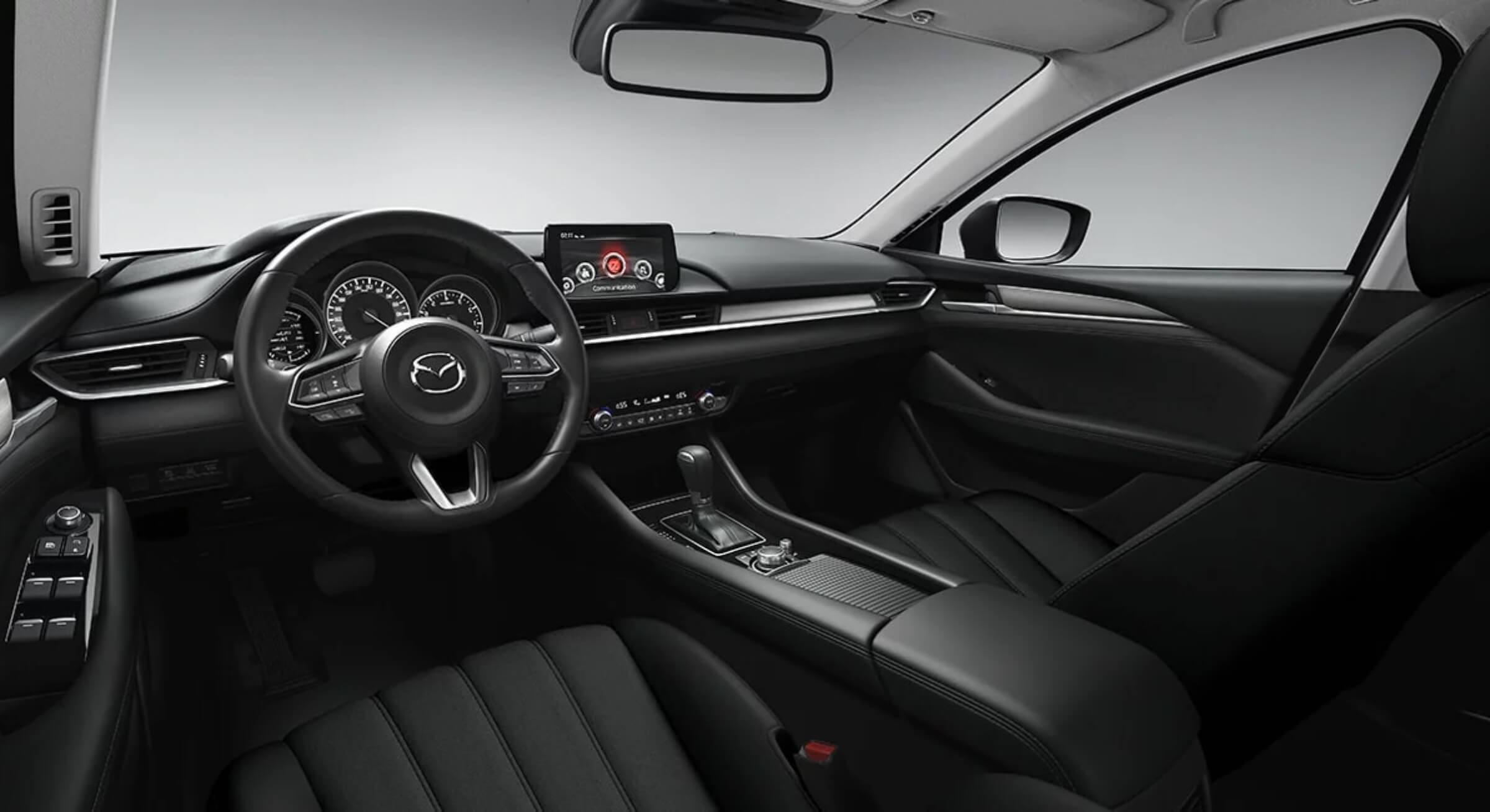 Mazda 6 Interior Foto 1