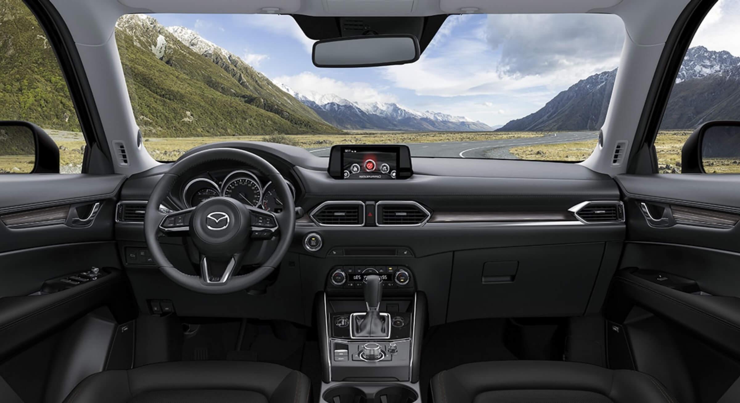 Parchment Nappa Leather Mazda Cx5 Interior Foto 4