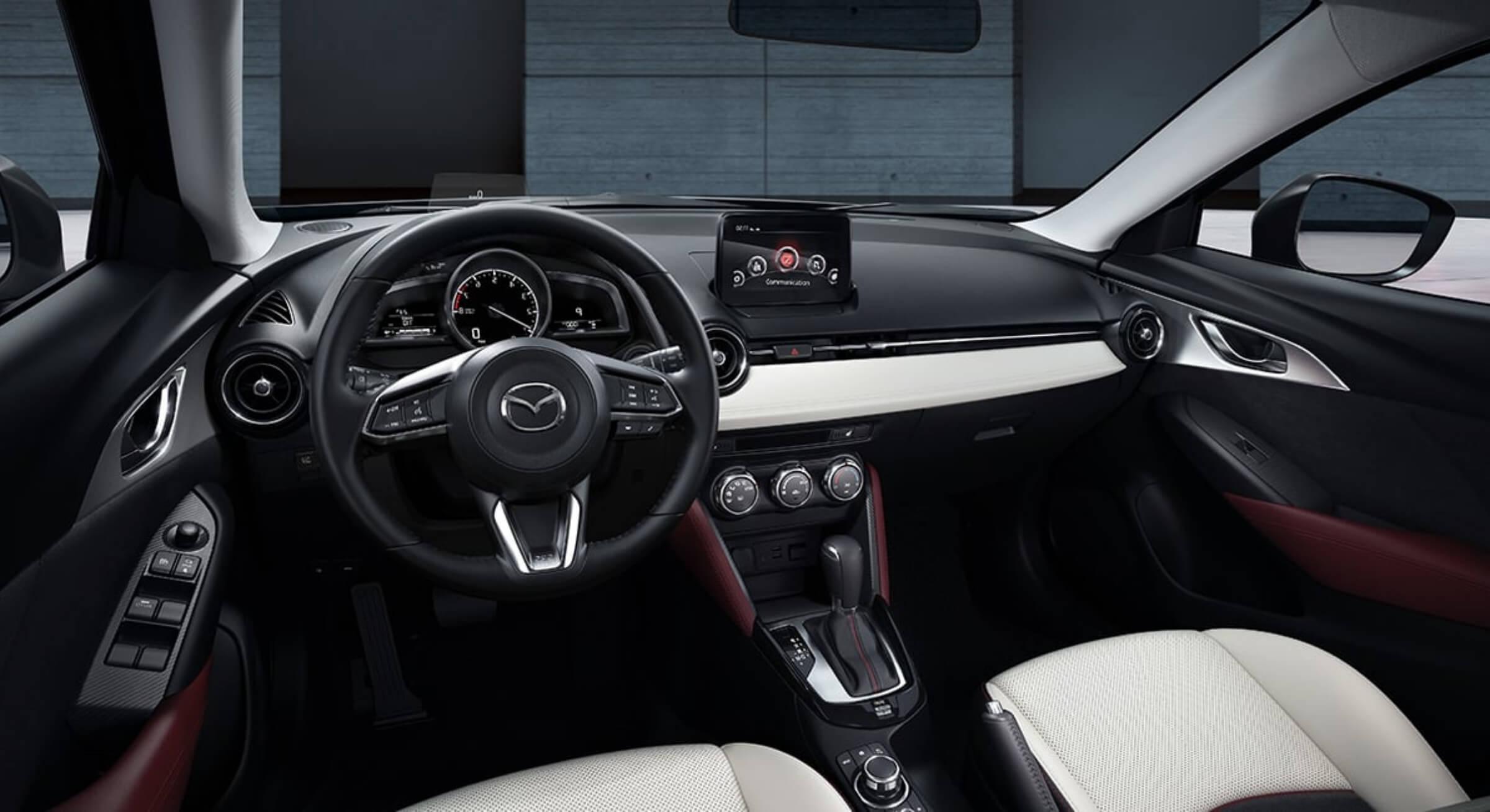 Mazda Cx3 Interior Foto 5